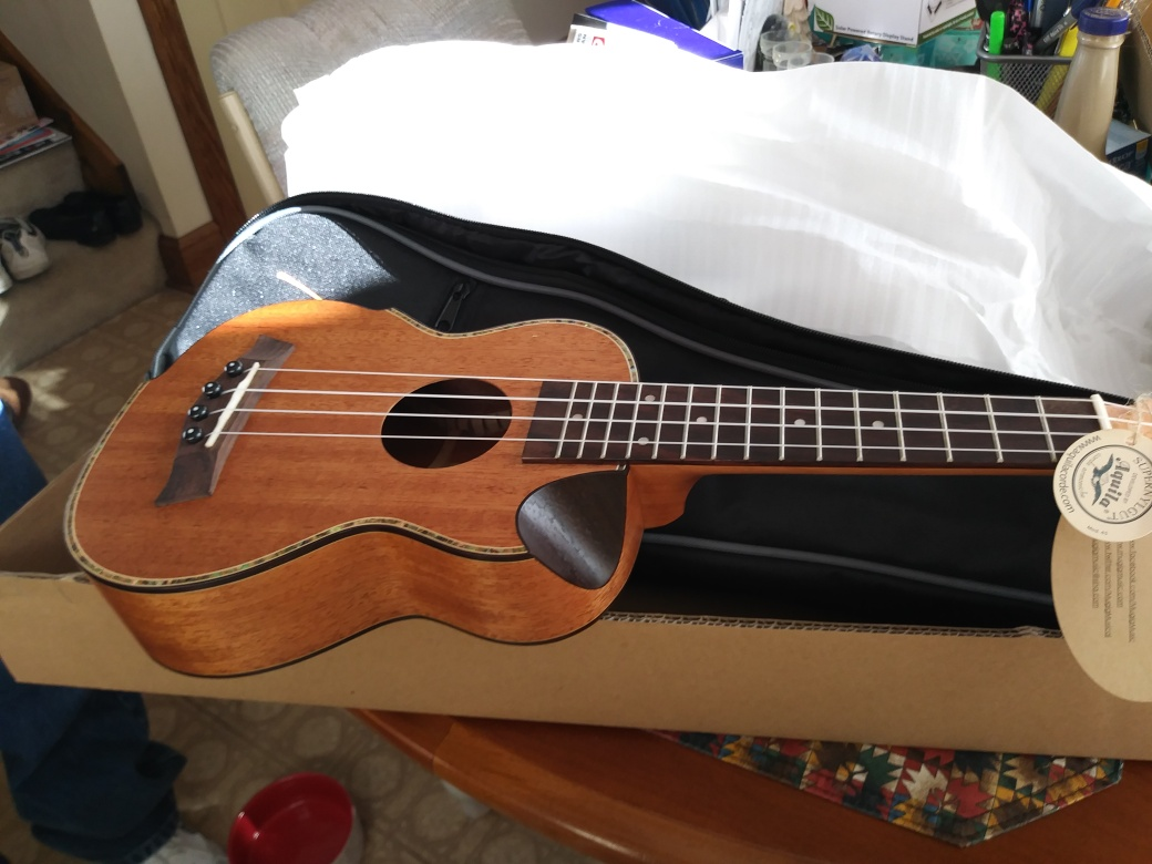 Beautiful Ukulele