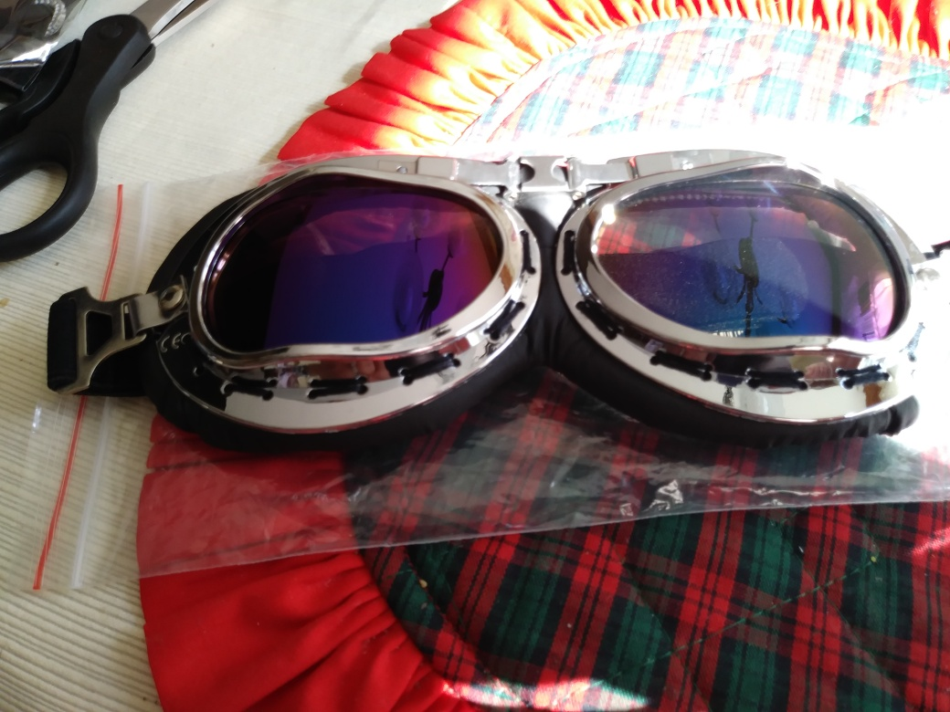 Very Nice Goggles~