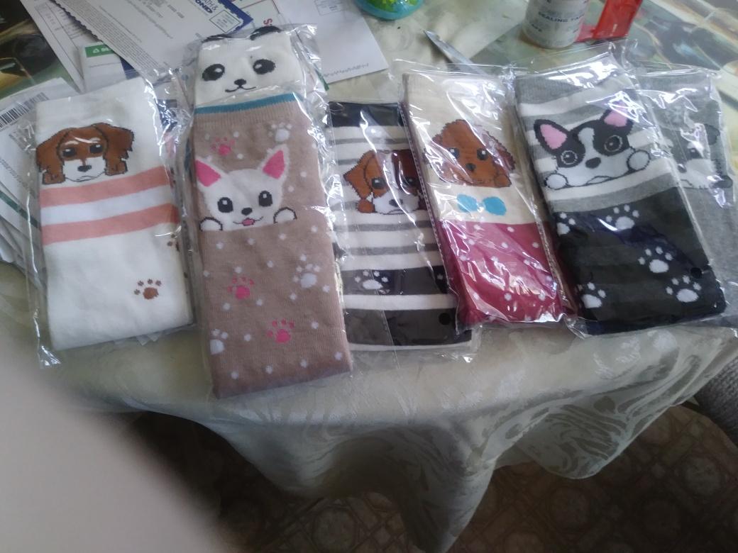 Adorable Socks!