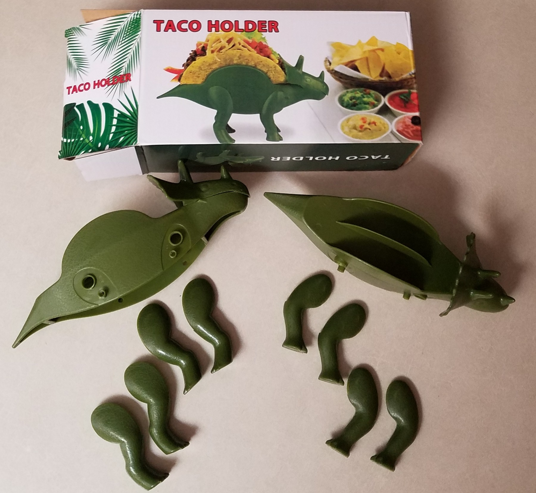 """Taco-Top"" Time!"
