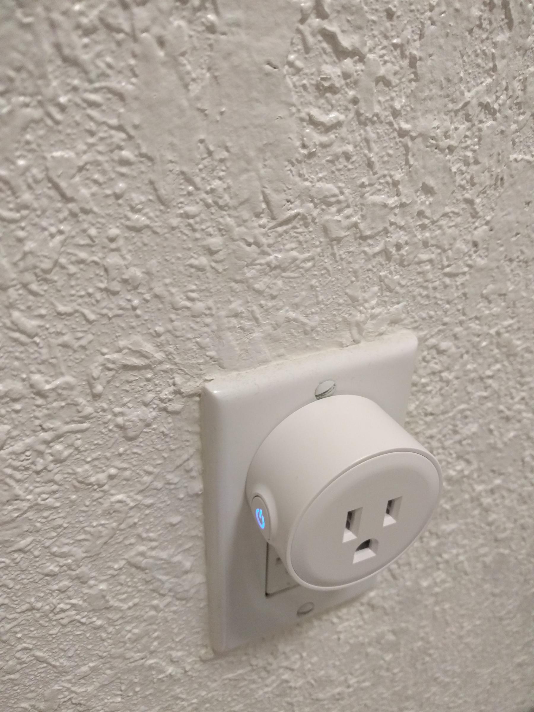 Really cool smart plug