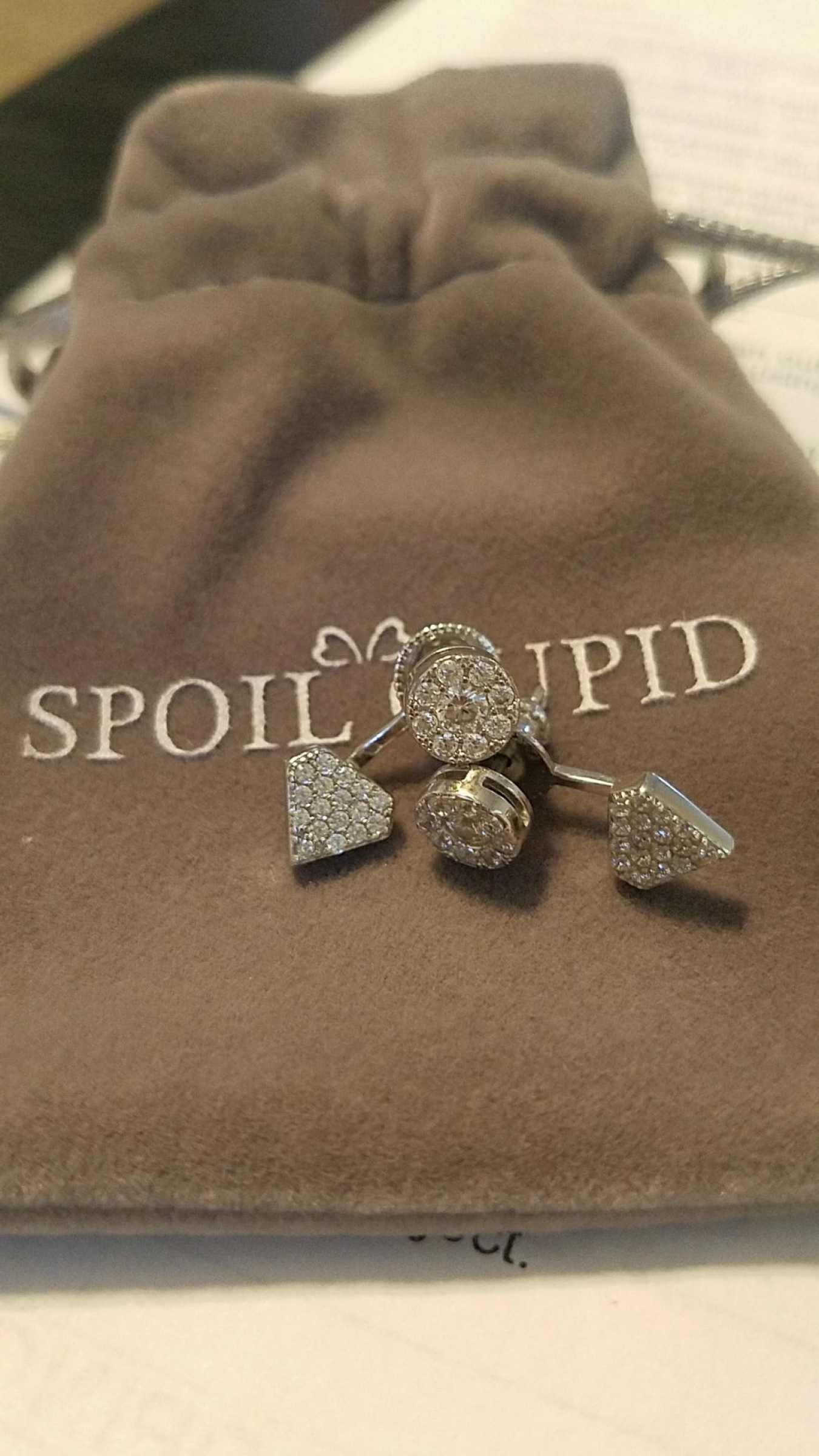my new favorite earrings!!
