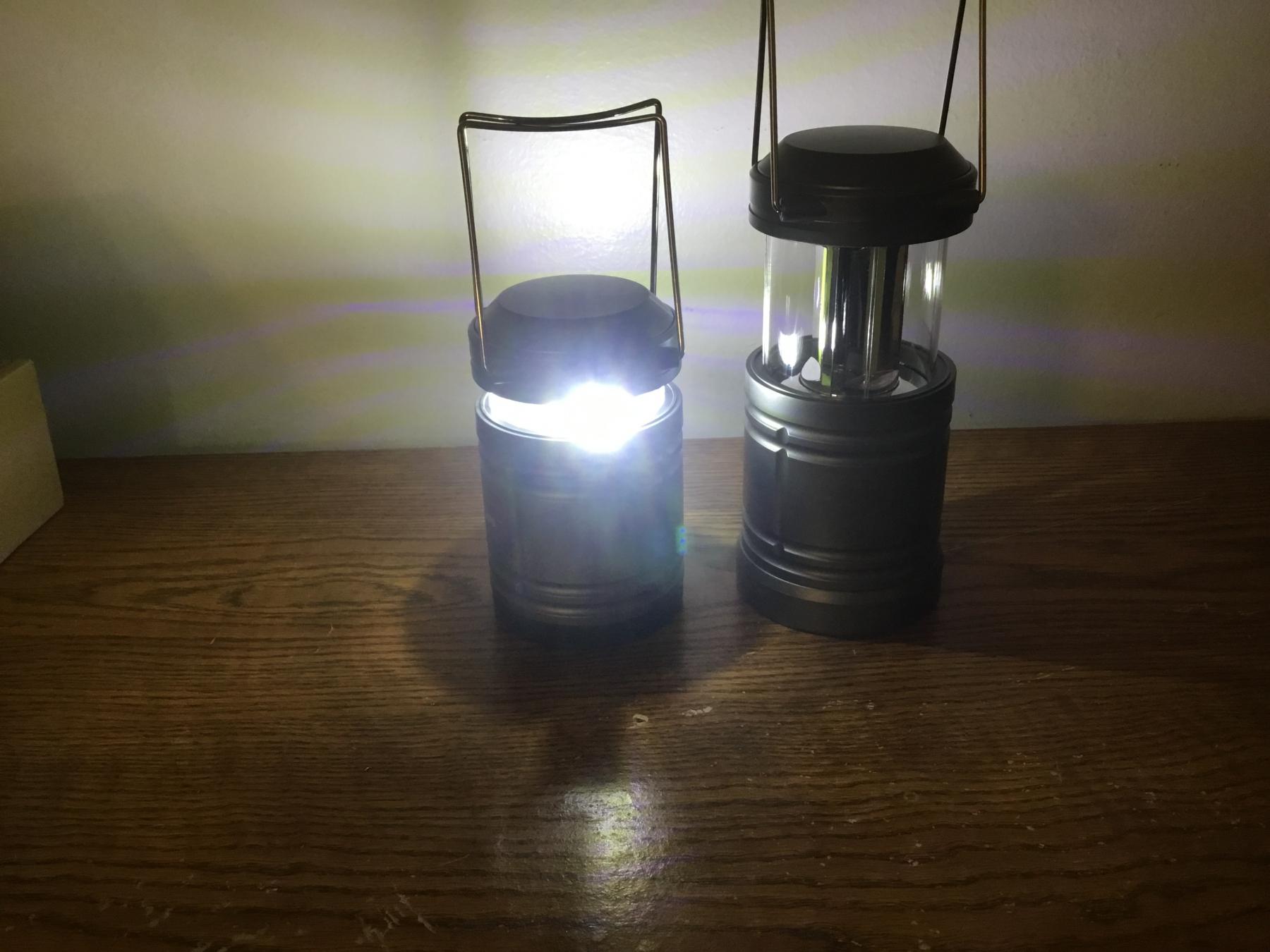 Nice lanterns!
