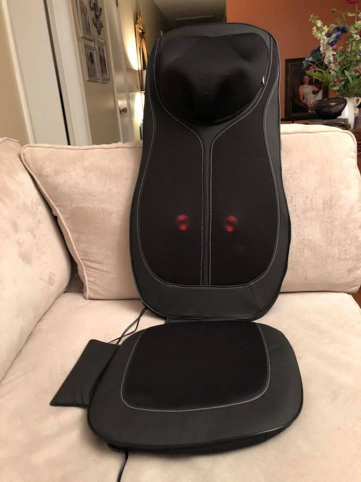 Lovely massage chair!