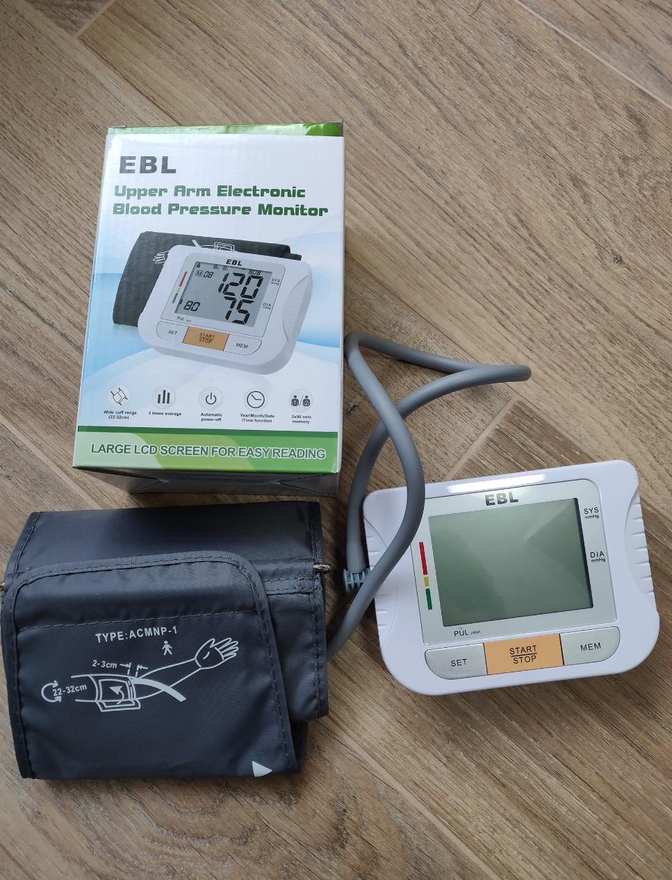 Super Blutdruckmessgerät mit Pulsmessung Funktion
