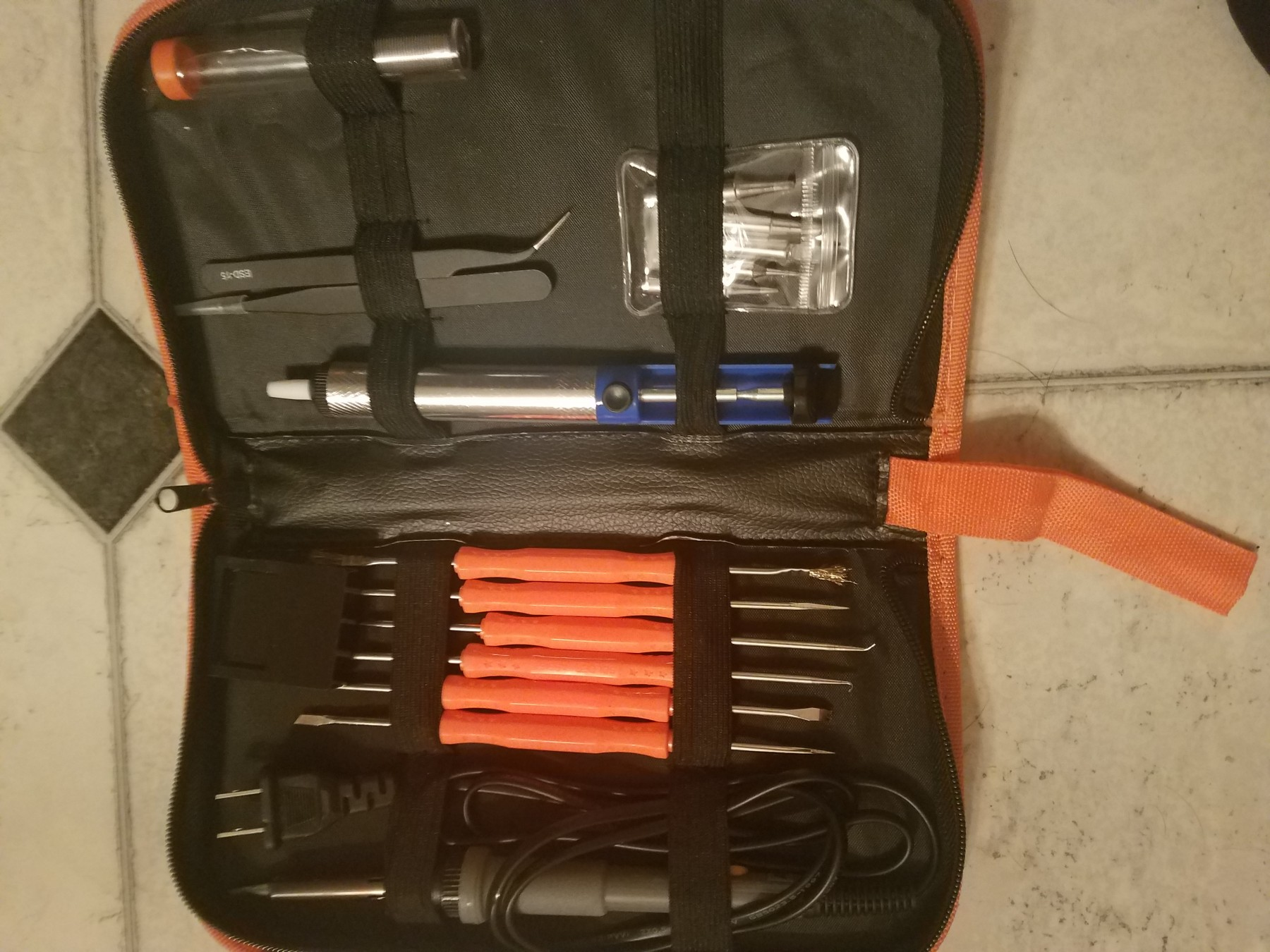 Fantastic portable kit