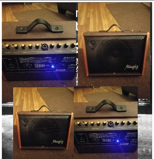 Great quality amp with lots of sound