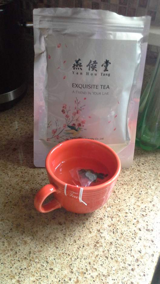 Wonderful tea taste great
