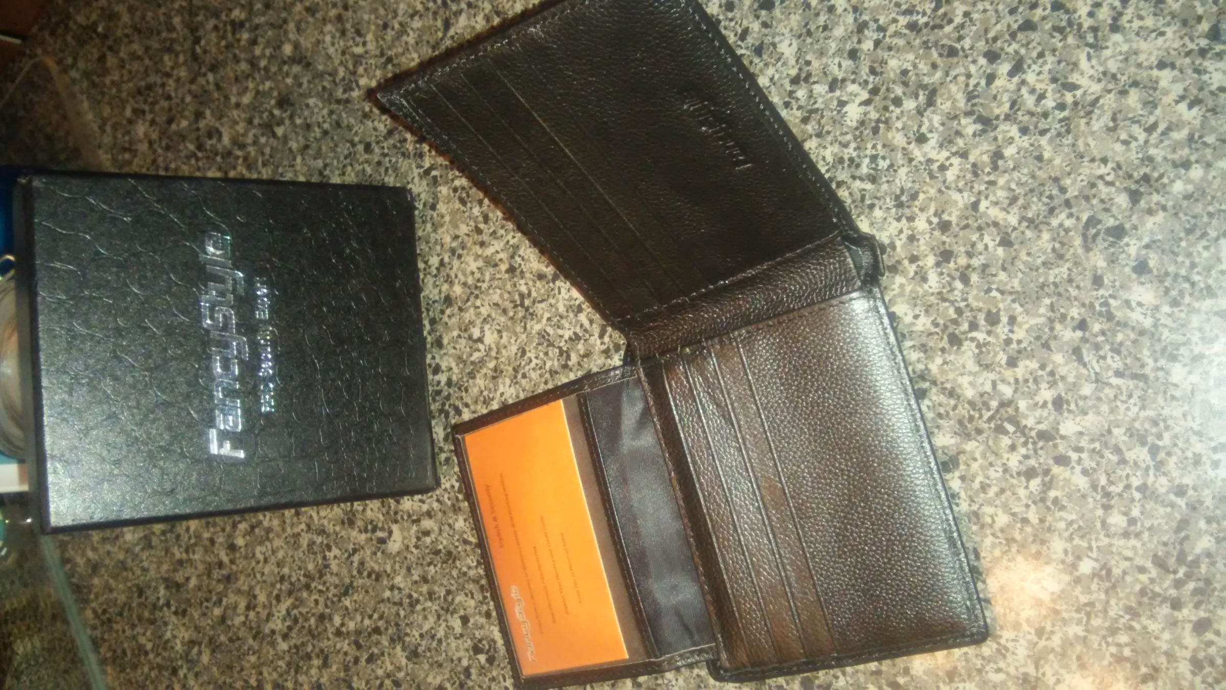 Husband Loves the Wallet