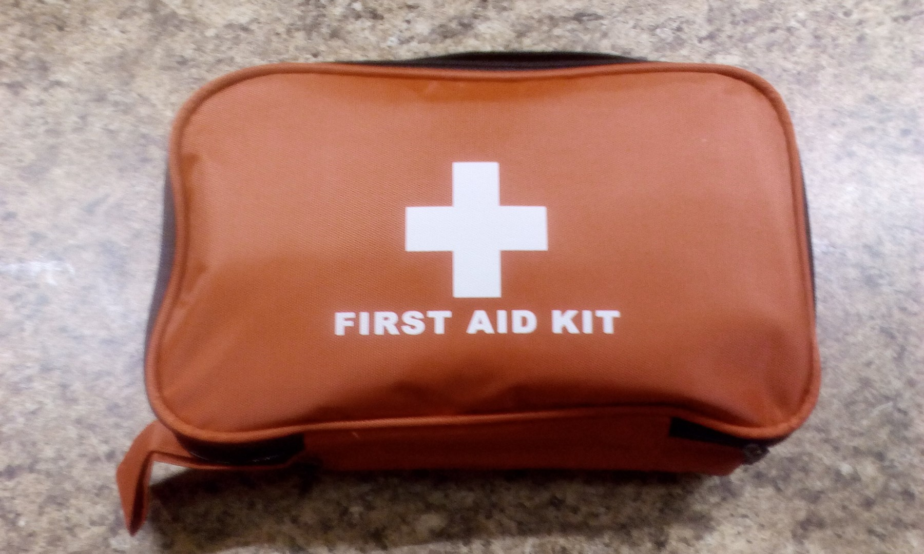 Full emergency first-aid kit for the car