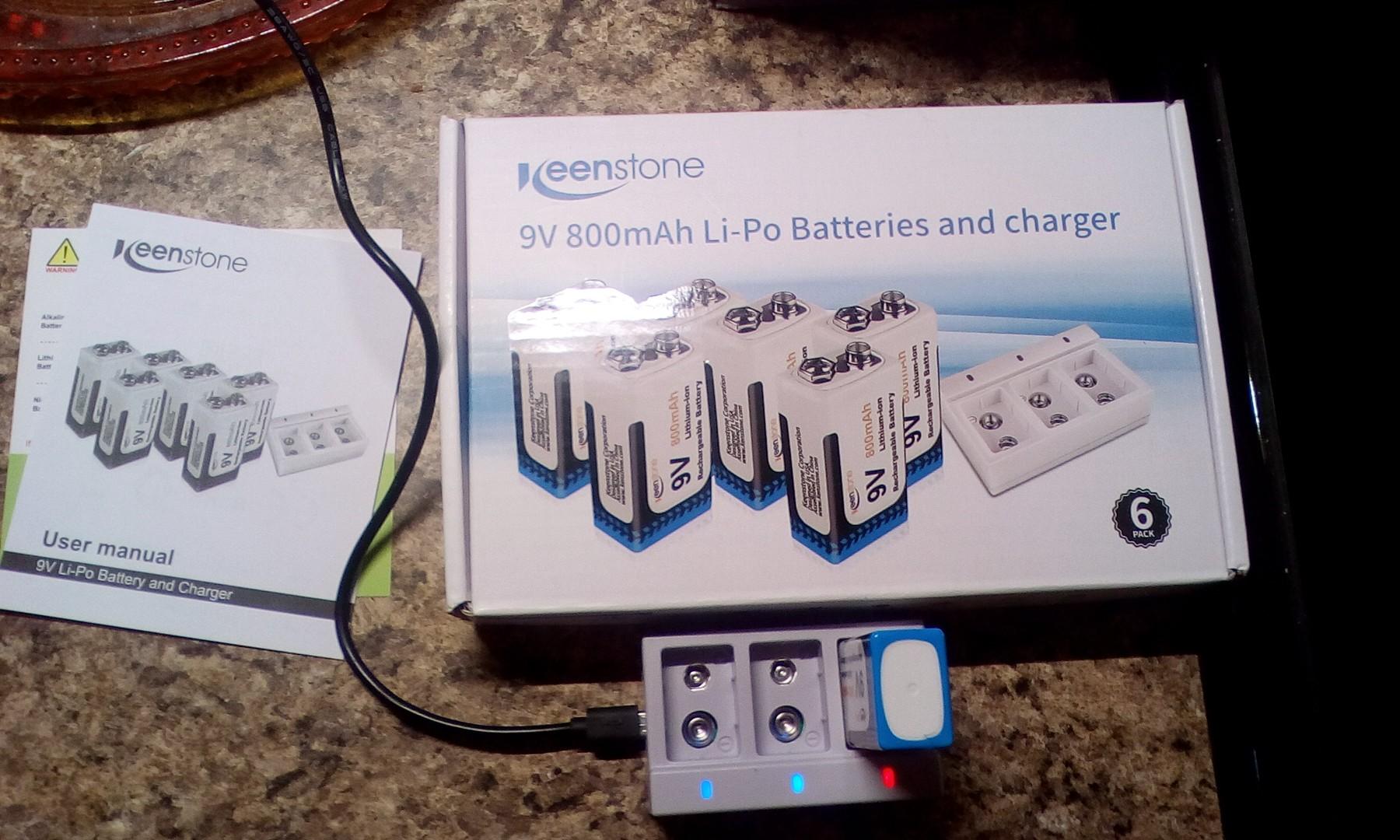 Newest battery technology