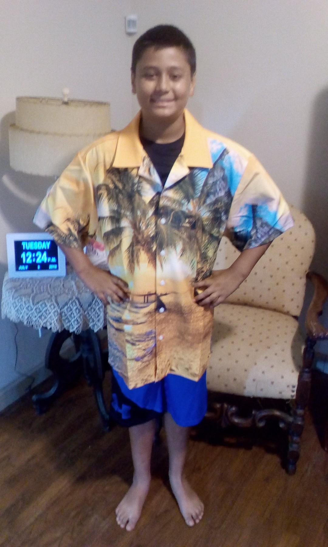 Very nice Hawaiian shirt