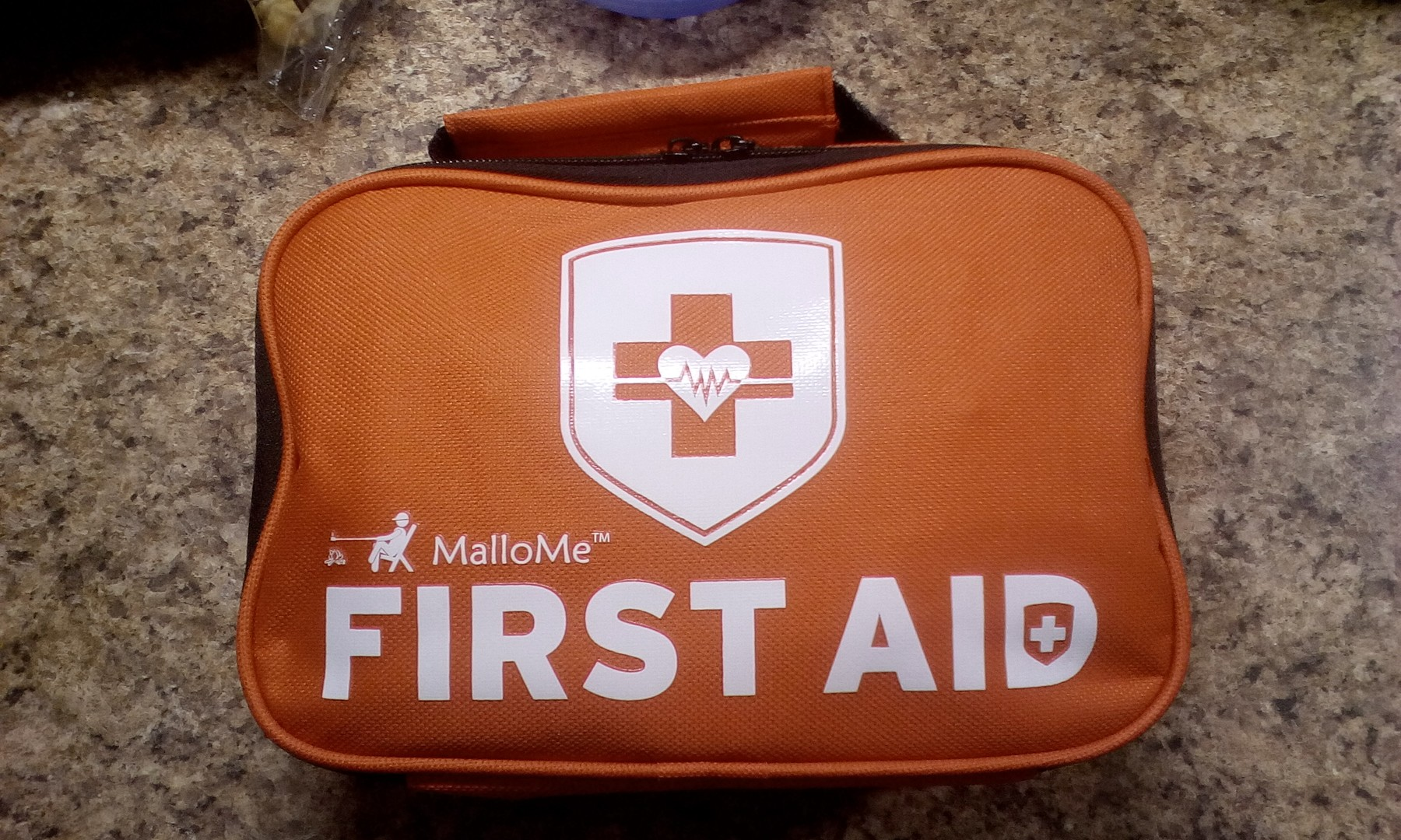 All-purpose First-Aid Kit, be prepared for emergencies