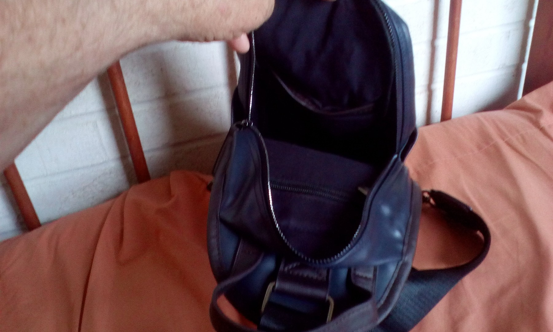 Attractive and useful sling bag for men