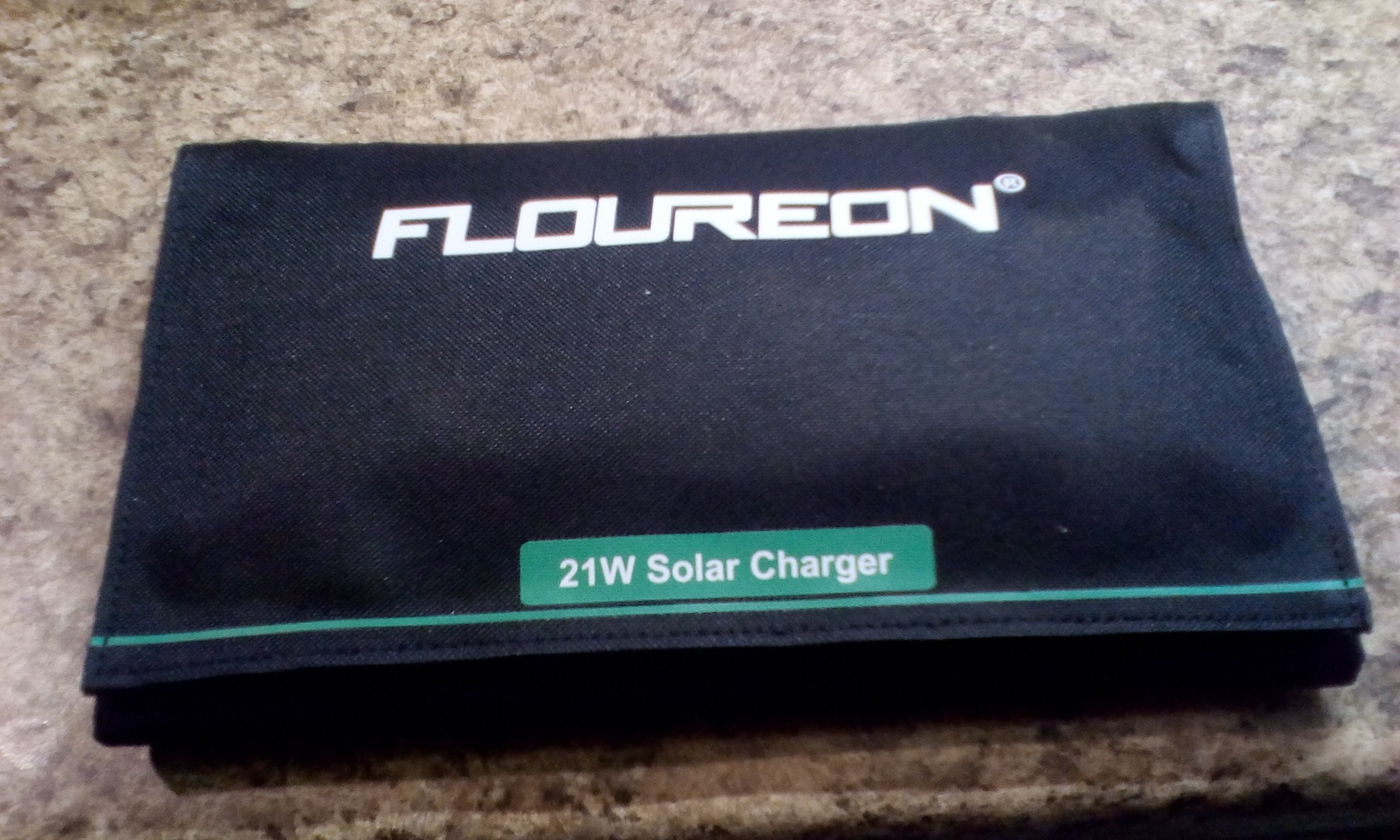Foldable Solar Panels for charging USB devices