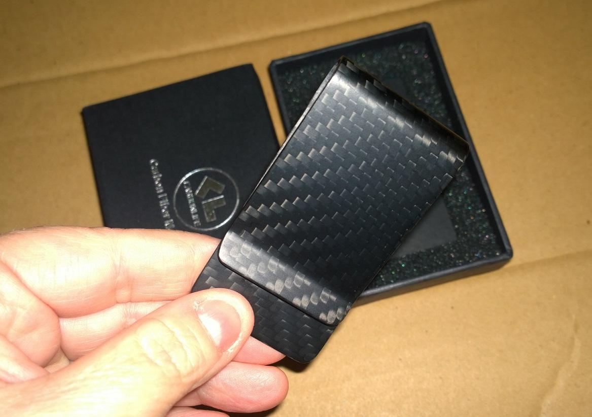 Very classy looking Money Clip
