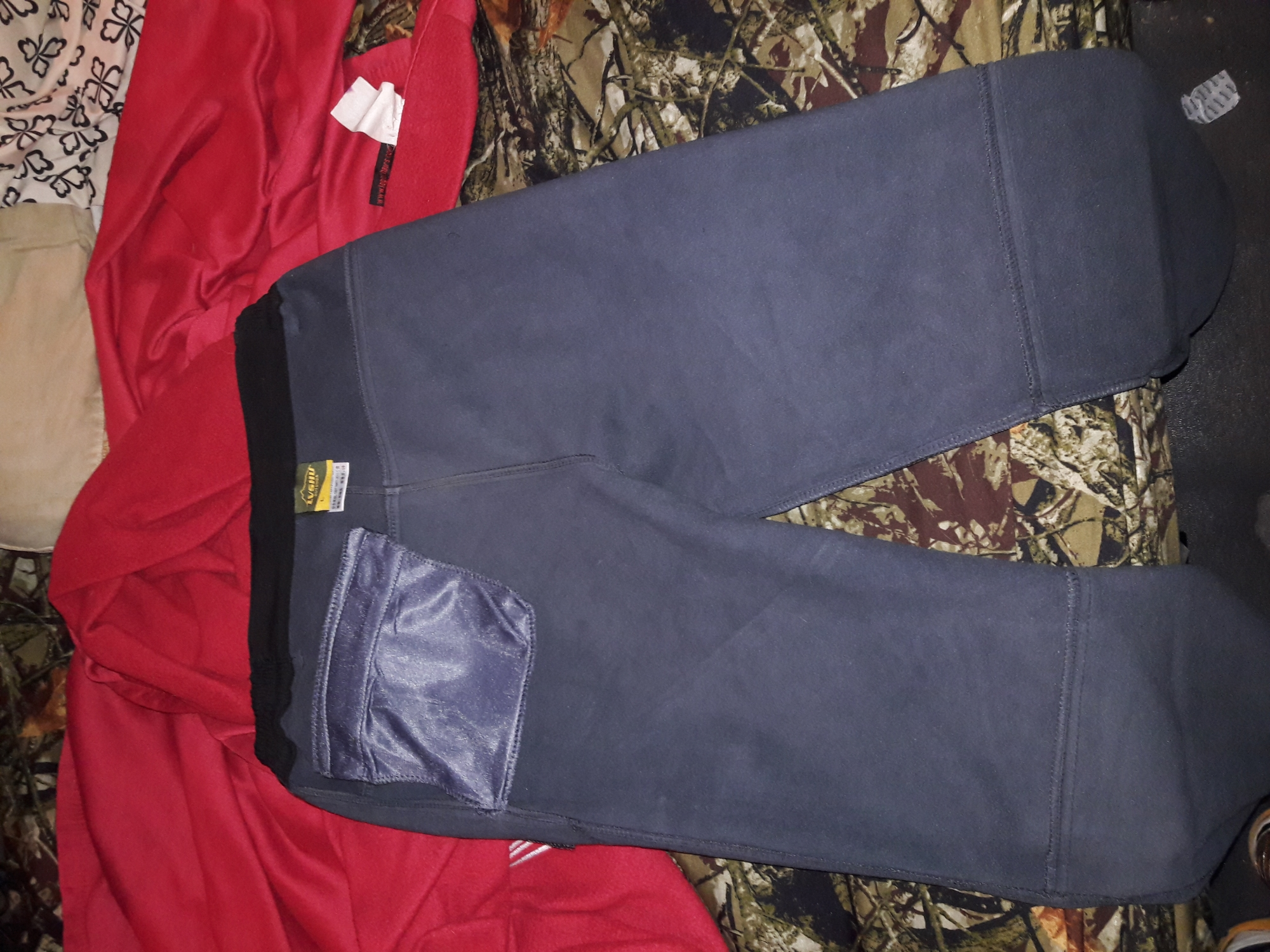 Comfortable hiking/fishing pants!