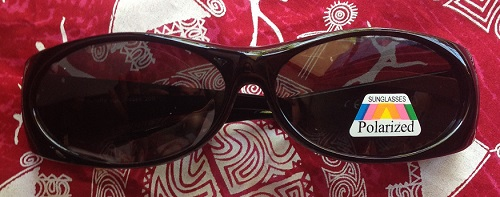 sur-lunettes de soleil Figuretta