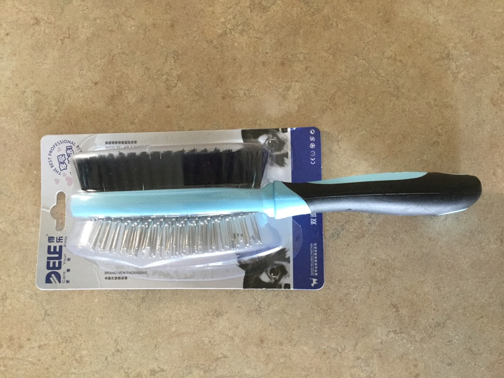 Such a great dog brush