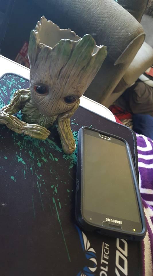 Love Baby Groot