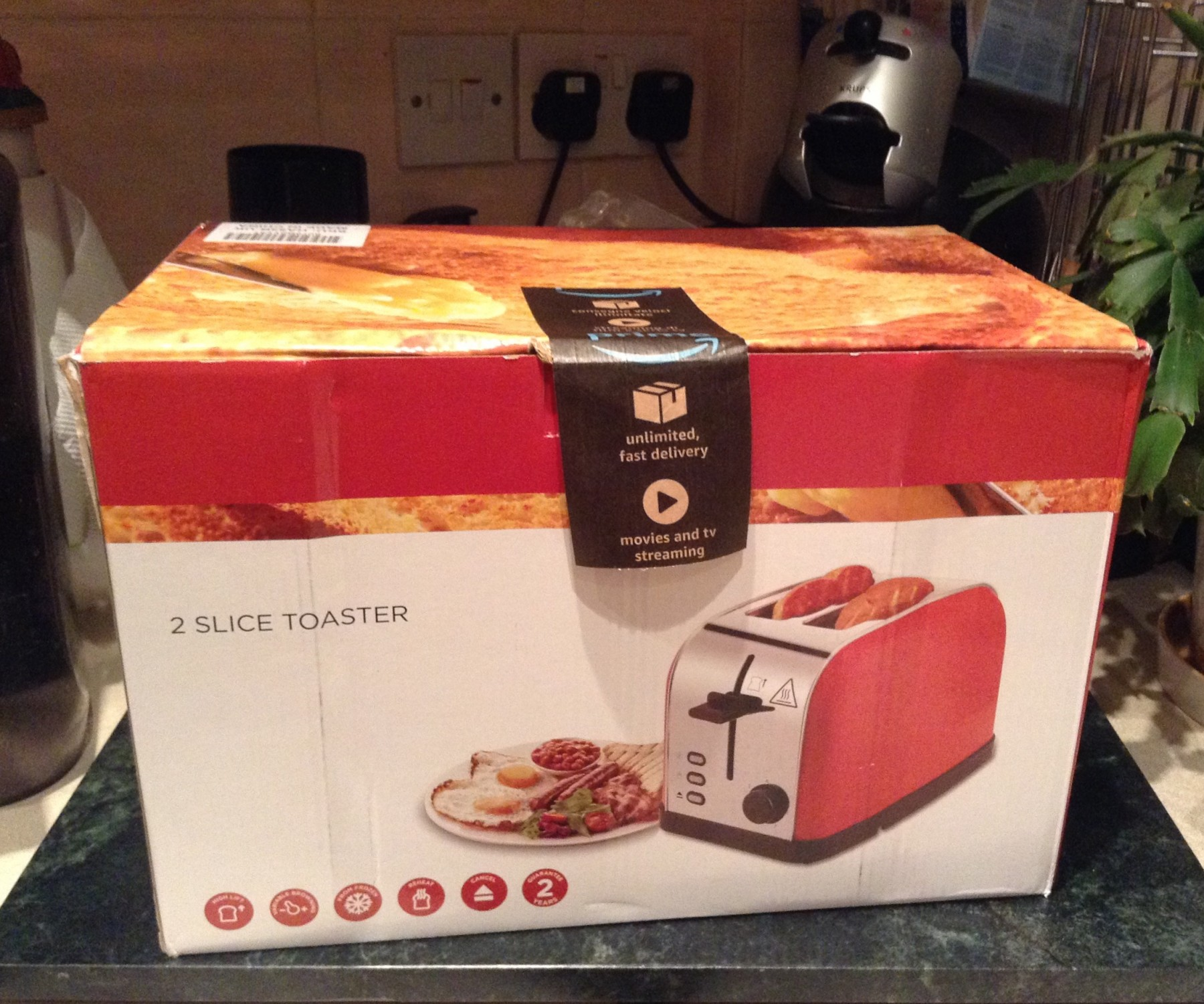 My New Toaster – Thumbs Up