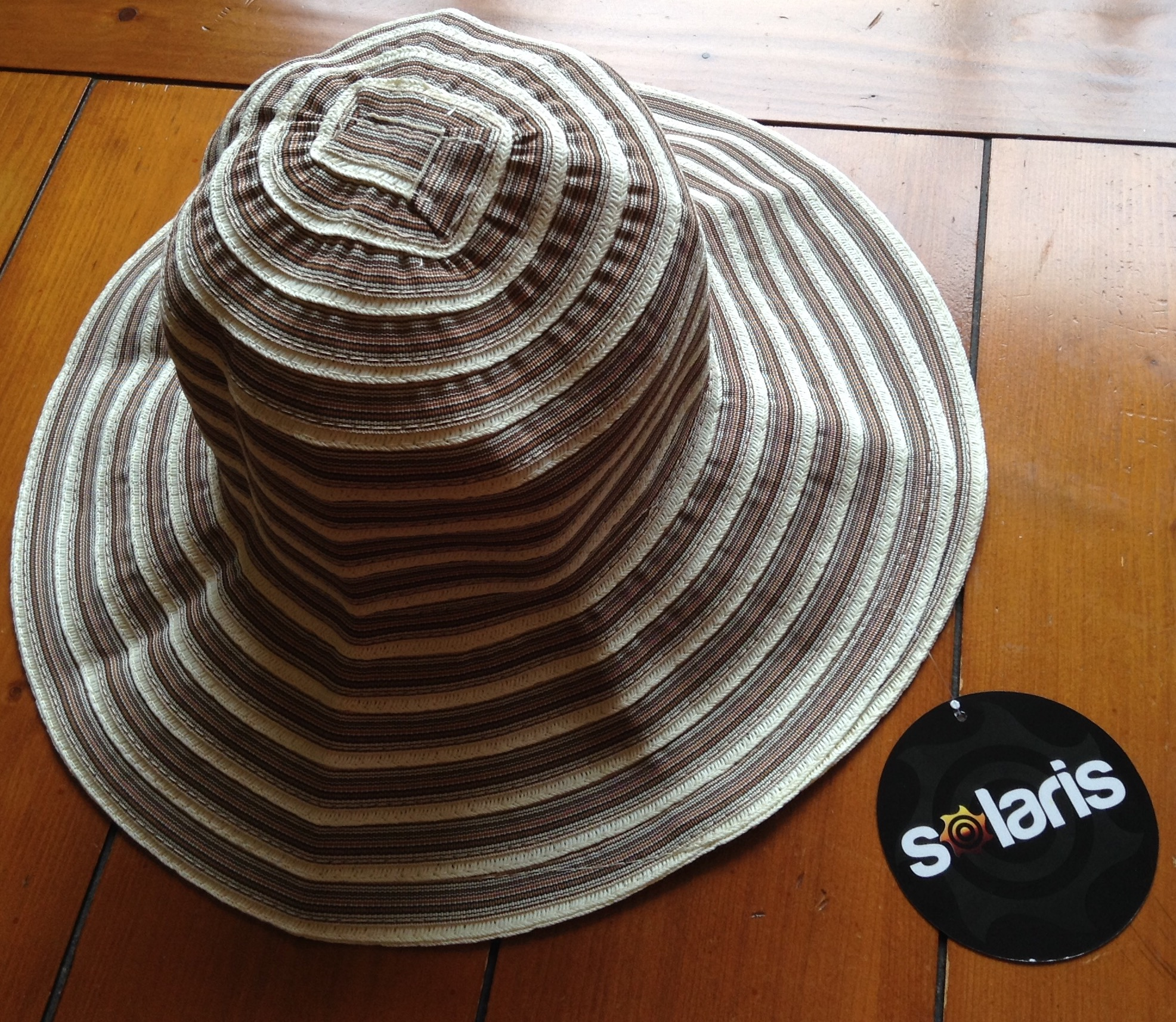 A Good Quality, Attractive, Practical and Effective Women's Sun Hat