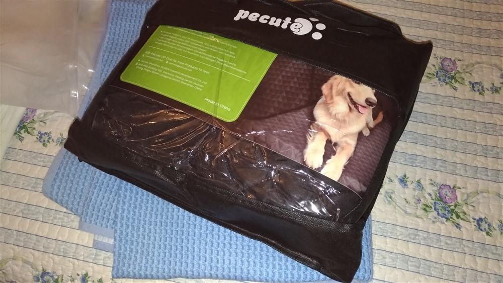 ottimo proteggi-sedile per trasportare il proprio cucciolo senza devastare i sedili.