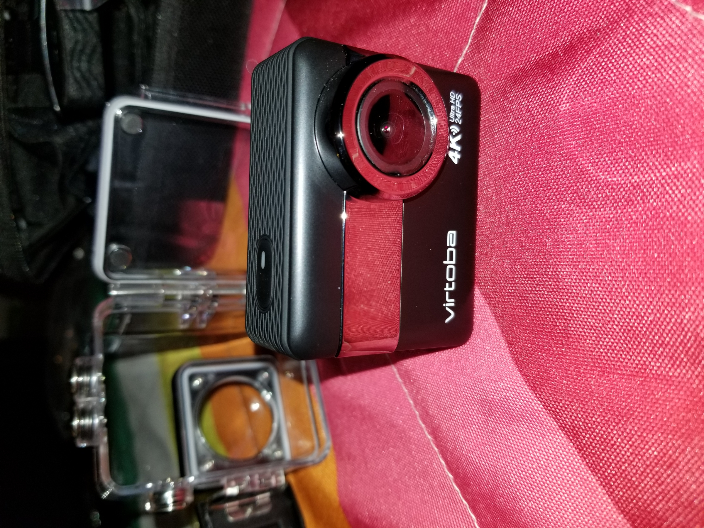 High Quality Action Camera at an Affordable Price!