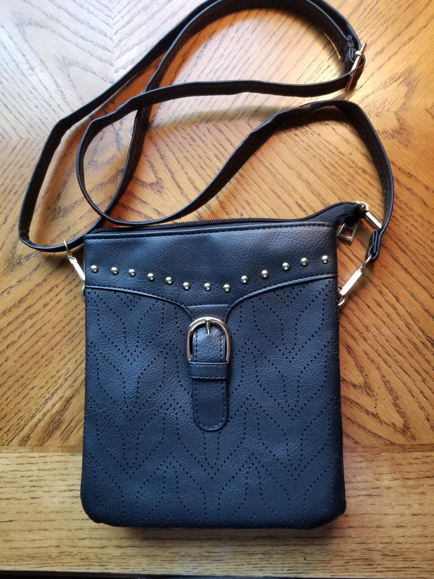 COMPACT SHOULDER-STRAP WOMEN'S CELLPHONE BAG