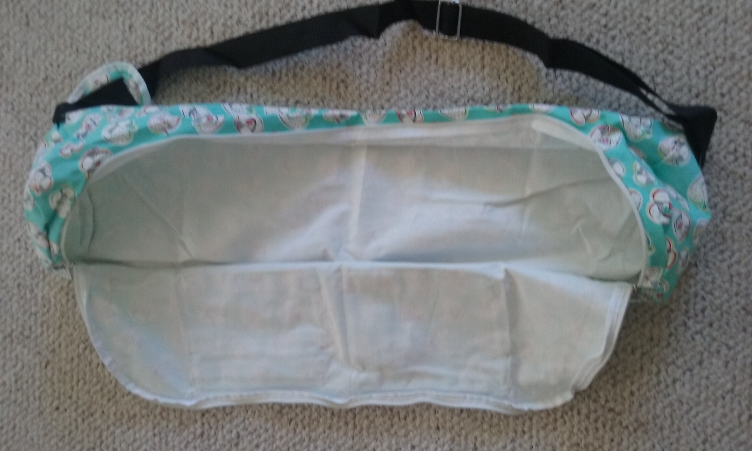 CUTE EXERCISE MAT BAG - NO MAT INCLUDED