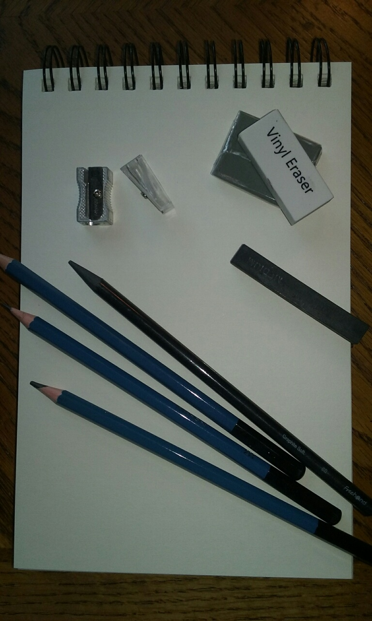 19-PIECE SKETCH PENCIL SET