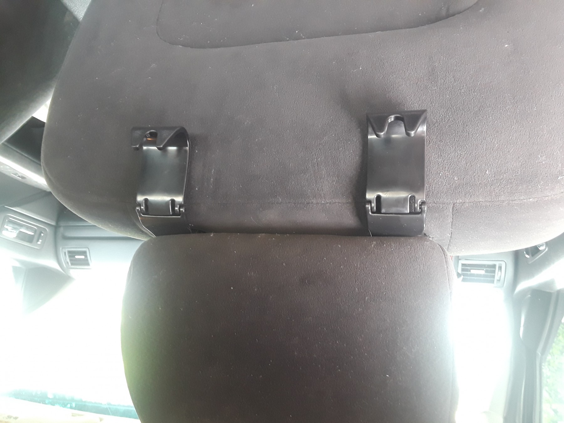 Car purse hooks