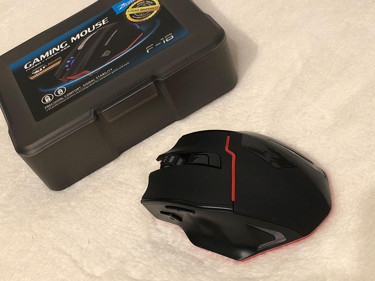 Einfache Gaming-Maus