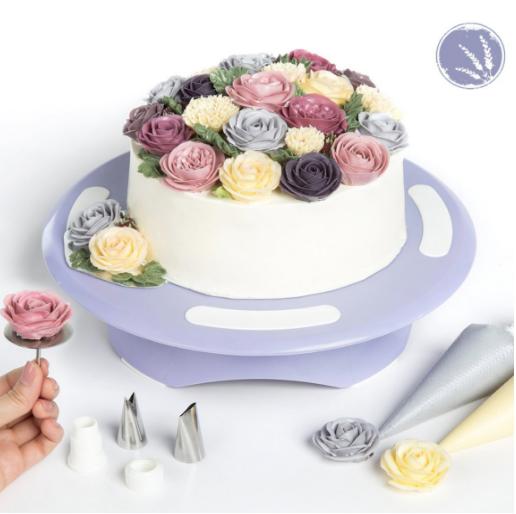 Nice Cake Turntable