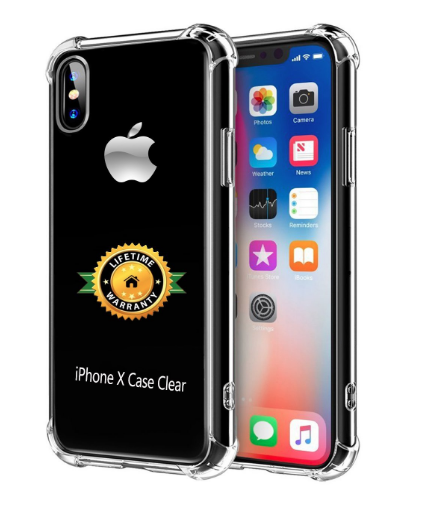 If your iPhone X was the President, this case would definitely be the Secret Service!