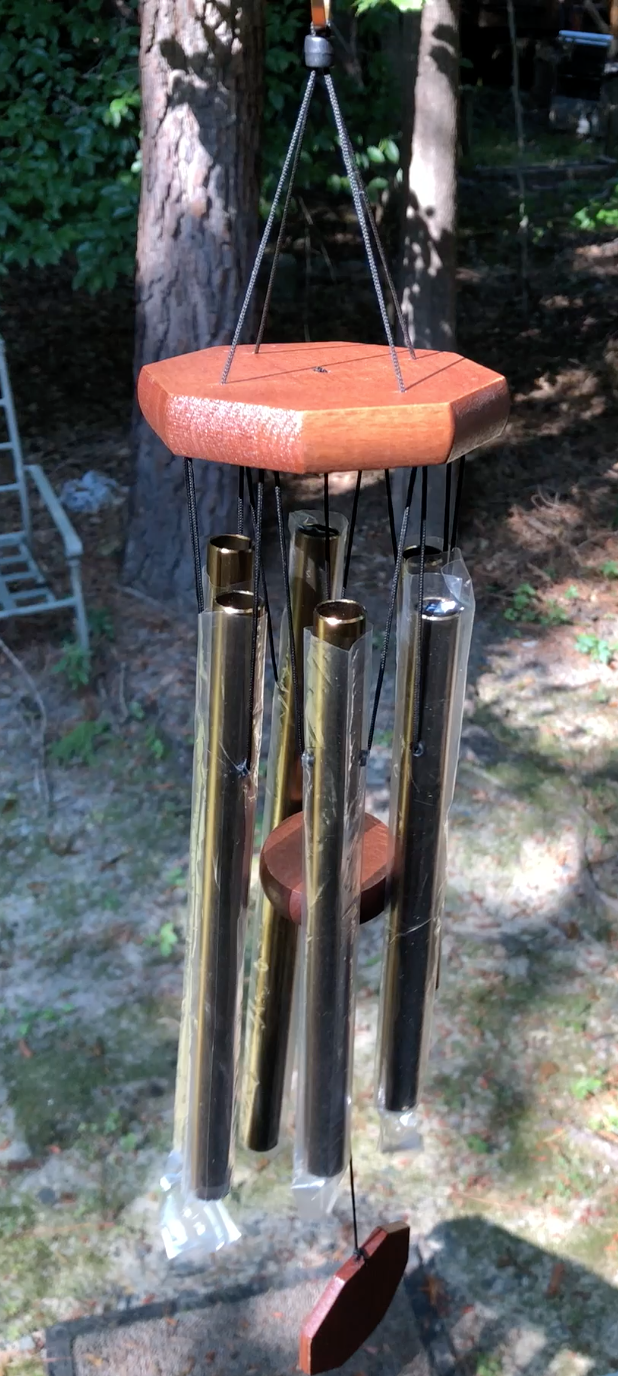 Beautiful Sounding Wind Chimes