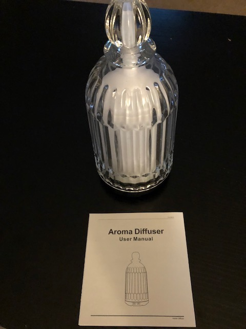 Stunning Glass Diffuser