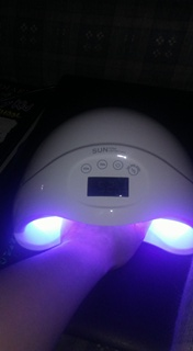 ZoiyTop 48W LED UV Nail Lamp
