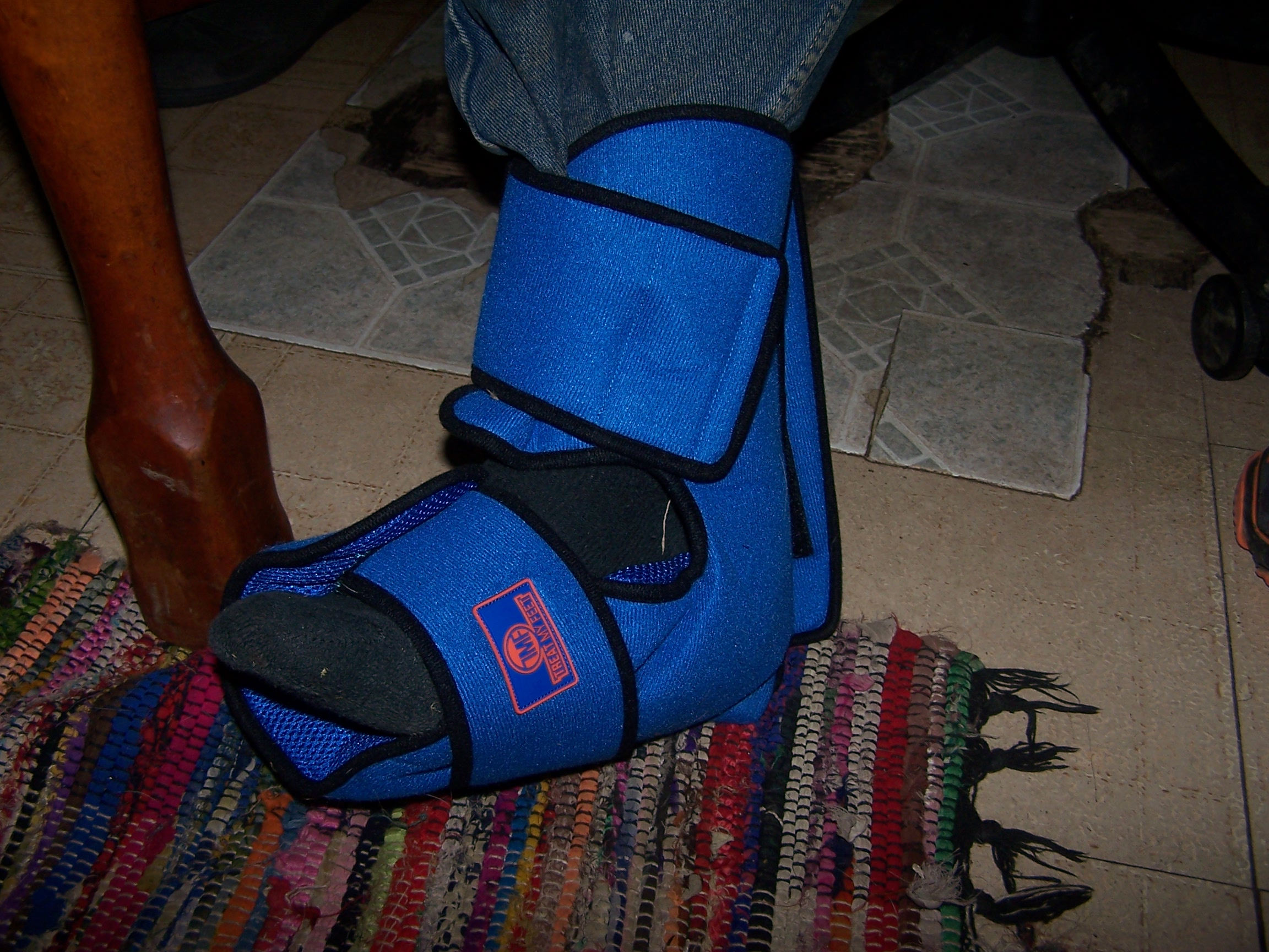 Foot And Ankle Pain Relief Boot