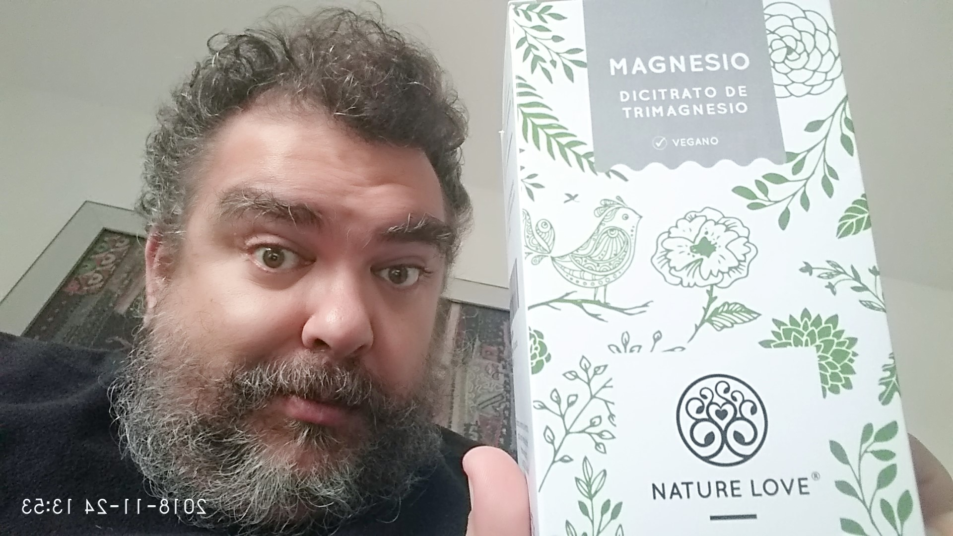 Magnesio natural