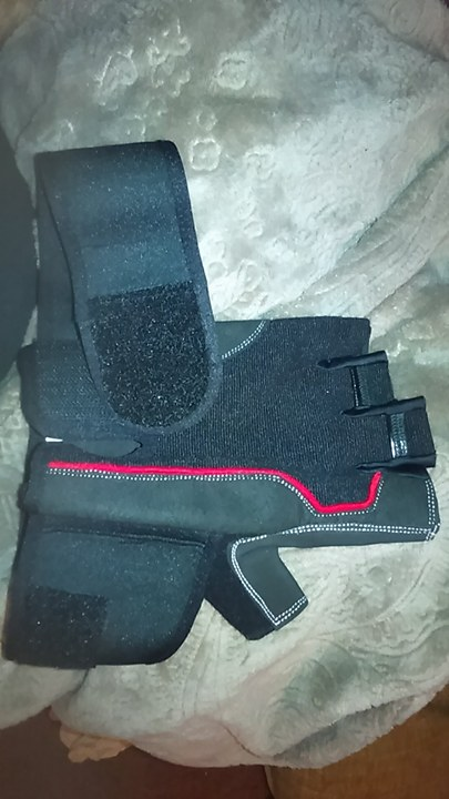 Great weight gloves